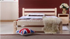 Simple Style Children Single and Double Bed Made by Solid Wood (M-X1119) pictures & photos