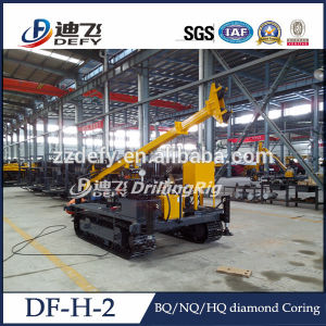 Full Hydraulic Bq Nq Hq Pq Wireline Coring Drilling Rig System pictures & photos