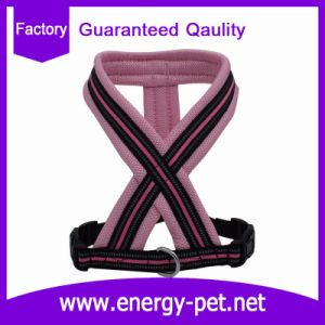 Nylon Comfortable Padded Dog Harness Pet Products pictures & photos