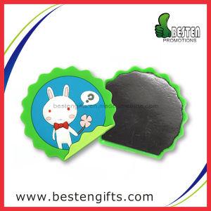 Fashion Custom Soft Rubber PVC Fridge Manget (PV0007)