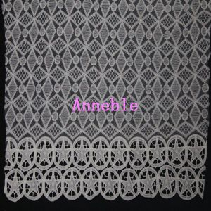 Geometry Design Lace Fabric for Dress