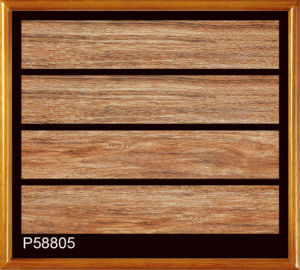Wood Like Ceramic Tiles with Various Color pictures & photos