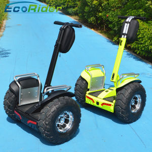 China Cheap Two Wheel Electric Chariot Scooter Golf Trolley pictures & photos