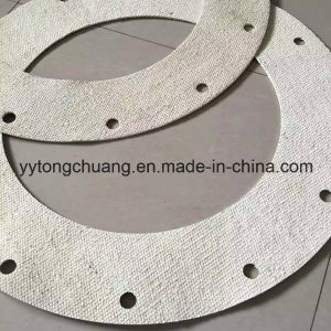 High Temperature Resistance Fiberglass Seal Ring Gasket pictures & photos