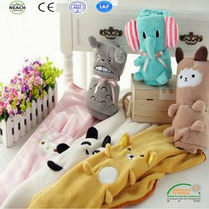Elephant Cute Cartoon Blanket for Kids pictures & photos