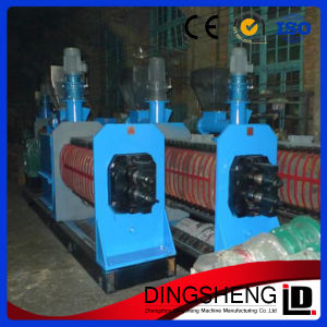 Two Screw Cashew Nut Shell Oil Pressing Machine pictures & photos