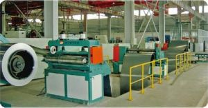 Electrical Slitting Machine for Corrugated Plate (Transformer)
