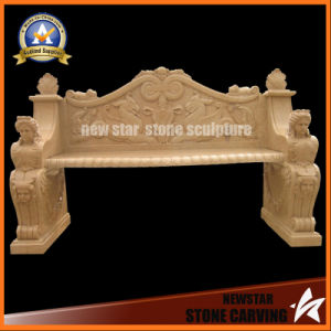 Stone Carving Limestone Bench Sculpture Granite Carving pictures & photos