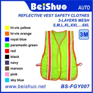 Wholesale Classic Breathable Hi Viz Safety Vest (EN471) pictures & photos