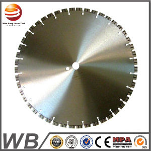 400mm Diamond Silent Wet Cutting Saw Blade for Granite Stone pictures & photos