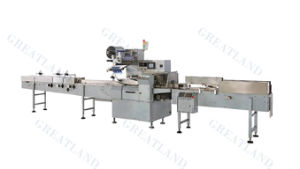 High Speed Automatic Facial Tissue Paper Single Packing Machine Flexible Package pictures & photos