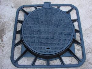 Casting Iron Manhole Cover pictures & photos