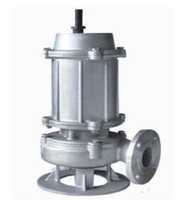 Domestic Portable Sewage Water Pump /Kh pictures & photos