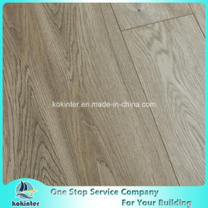 Kok Hardwood Flooring Laminate Random Length 04 pictures & photos