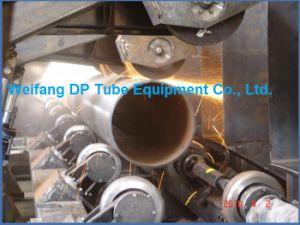 Steel Pipe Finishing Machine for External Surface