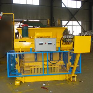 Qmy6-25 Movable Egg Layer Hollow Block Making Machine pictures & photos