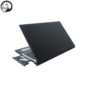 latest Metal Case 15.6 Inch Laptop Intel Core I7 Dual Core 1.9GHz 4GB RAM 500GB HDD with DVD-RW on Factory Price pictures & photos