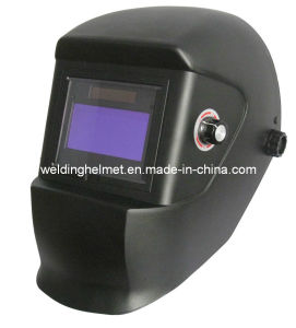 AAA Changeable Battery/92*35 Mm/Grinding Mode Welding Helmet (G1190DS) pictures & photos