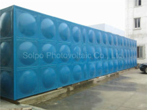 Polyurethane Foam /HDPE/LDPE Insulated Stainless Steel Water Tank Ss 304 for Water Heater