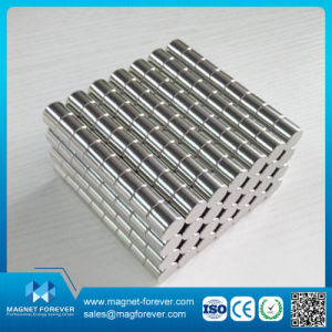 Permanent Rare Earth Neodymium Disc Magnets for Motor pictures & photos