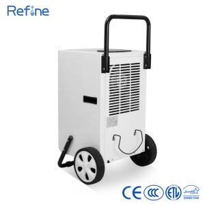 Compressor Exported 24L Electric Portable R410 Refrigerant Dehumidifier Cleaning
