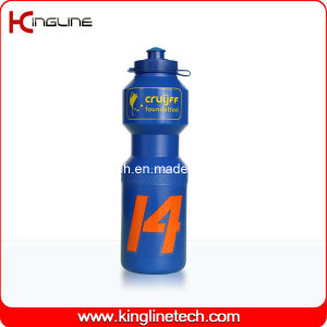 Plastic Sport Water Bottle, Plastic Sport Bottle, 750ml Plastic Drink Bottle (KL-6737A) pictures & photos