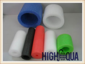 NBR Colorful Rubber Foam Insulation Pipe Made in China pictures & photos