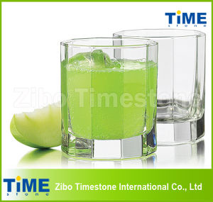290ml Clear Transparent Drinking Glass Water Cup pictures & photos