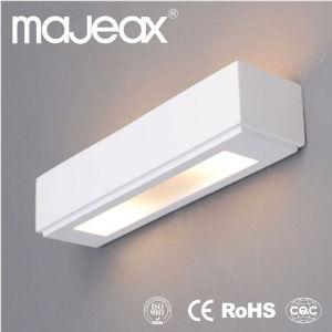 Indoor Fixture Decoration Gypsum G9 Wall Lamp (MW-8203)