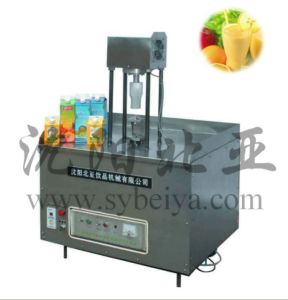 Semi Automatic Gable Top Carton Packing Machine (BW-1000-3)