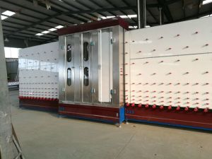 Vertical/Horizontal Low-E Glass Washing and Drying Machine, Glass Washing Machine pictures & photos