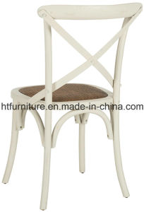X-Back White Dining Chairs pictures & photos