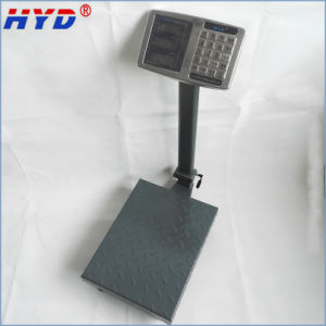Haiyida Rechargeable Electronic Platform Weighing Scale pictures & photos