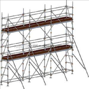 Quickstage Aluminum Scaffolding System for Building (KS) pictures & photos