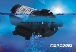 Lanshan 50gpd RO Pump 0 Inlet Pressure Smaller Water Pump pictures & photos