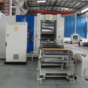 High Precision Rolling Machine for Lithium Battery Production for Lithium Battery Pole Piece Prodcution pictures & photos