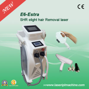 Multifunctional Beauty Machine IPL Elight & ND YAG Laser Hair Removal pictures & photos