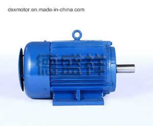 2.2kw 4 Poles Textile Series High Efficiency Three-Phase Asynchronous Motor Electric Motor AC Motor pictures & photos
