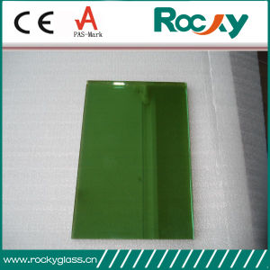 Rocky Factory Sell 3.5/4/5/5.5/6mm Dark Green Reflective Glass pictures & photos