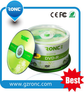 4.7GB 120min 16X Blank DVD DVD-R with Cake Box Package pictures & photos