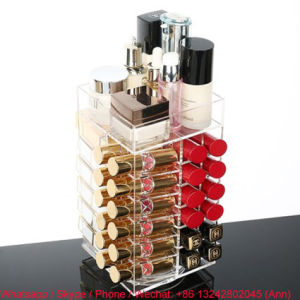 Top Selling Clear Acrylic Lipstick Display Stand pictures & photos