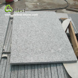 China Natural Lunar Pearl G603 Grey Flamed Granite Flooring Tile with Good Price pictures & photos