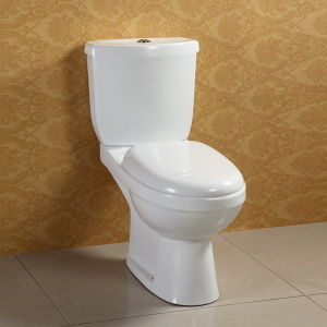 Two Pieces Ceramic Toilet at-009
