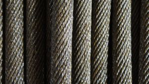 Heavy Grease Non Rotating Steel Cable 35X7 pictures & photos