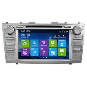 Car DVD Player with GPS 3G and New Platform for Toyota 2008 Camry (IY0868)