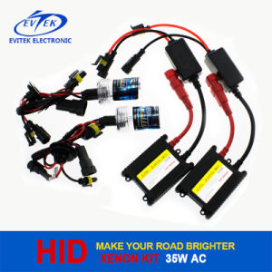 Evitek Hot Sell Product 35W 12V Slim AC Xenon HID Kit, Factory Price Wholesale pictures & photos