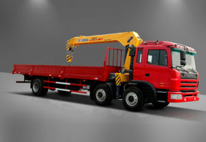 8ton Truck-Mounted Crane Sq8sk3q pictures & photos