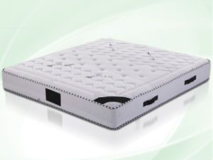 High Density Foam Bonnel Spring Bedroom Mattress for Sale pictures & photos