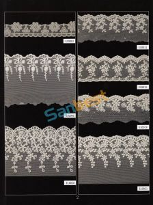 High Quality Fashion Designs Beautiful Mesh Lace for Underwear pictures & photos