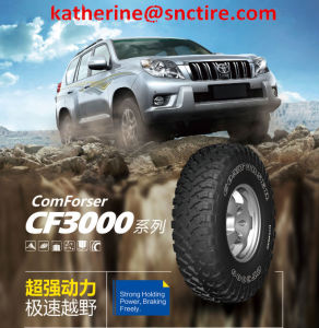 Comforser Strong Radial Tyre/Tire with SUV Mud and Snow Conditions pictures & photos